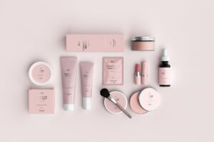 beauty, cosmetic, products