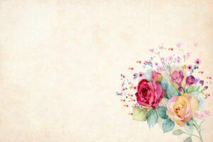 flower, floral, background